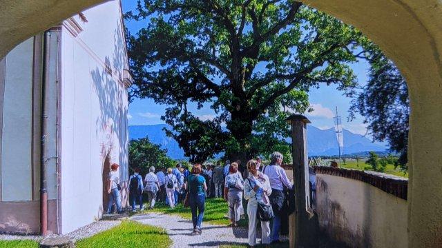 9 - Besuch der Ramsachkircherl