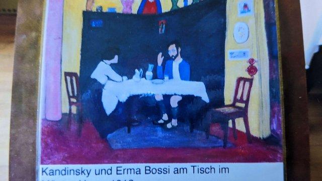 7 - Bild im Münter-Haus