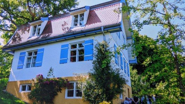 5 - Haus von G. Münter