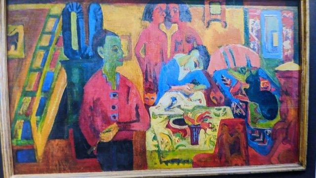 19 - von Ernst Ludwig Kirchner